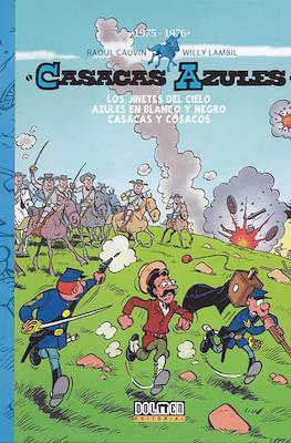 Casacas Azules (Cartoné Integral 160 pp) #4