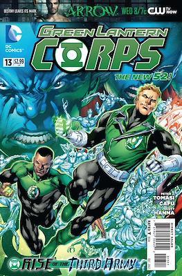 Green Lantern Corps Vol. 3 (2011-2015) #13