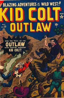 Kid Colt Outlaw Vol 1 #20