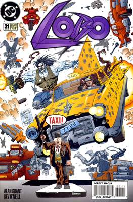 Lobo Vol. 2 (1993 - 1999 Grapa) #21
