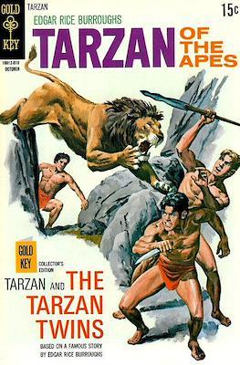 Tarzan (Comic-book) #196
