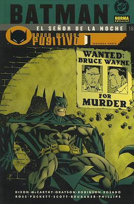 Batman: El Señor de la Noche (2002-2004) #16