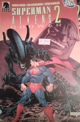 Superman / Aliens 2: Godwar #1