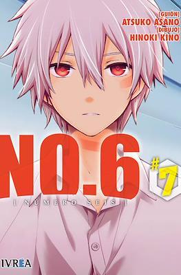 NO.6 - [Número Seis] (Rústica con sobrecubierta) #7