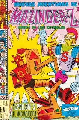 Nuevas aventuras de Mazinger-Z, el robot de las estrellas (Grapa) #13
