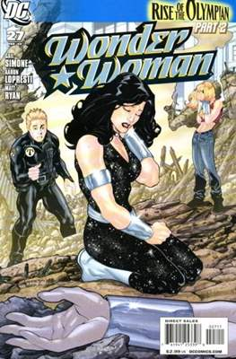Wonder Woman Vol. 3 (2006-2011) (Comic Book) #27