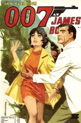 007 James Bond (Grapa) #45