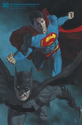 Batman / Superman (2019 -Variant Cover) (Comic Book) #10