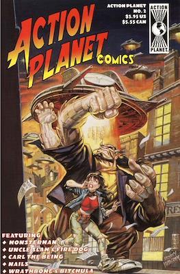Action Planet Comics #2