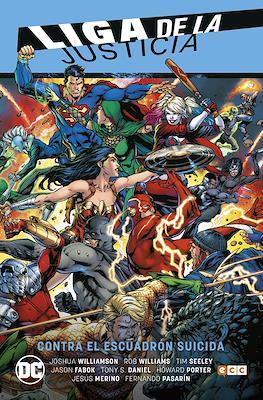 Liga de la Justicia contra el Escuadrón Suicida (Cartoné 336 pp) #