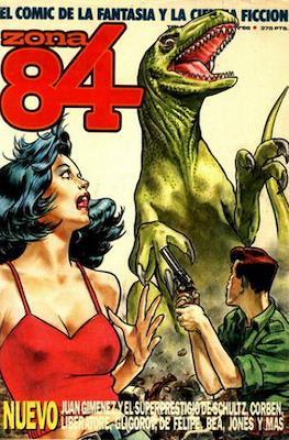 Zona 84 (Grapa) #66
