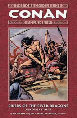 The Chronicles of Conan the Barbarian (Paperback) #9