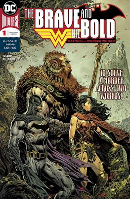 The Brave and The Bold: Batman and Wonder Woman (2018) (Comic Book) #1