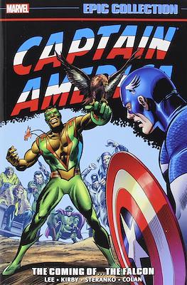 Captain America Epic Collection #2