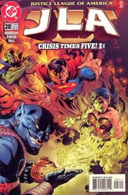 JLA Vol. 1 (1997-2006) (Comic-Book) #28