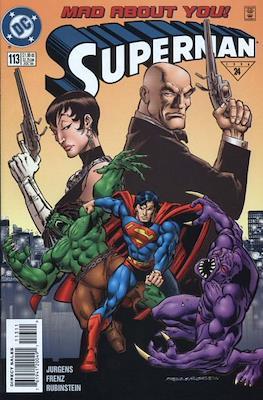 Superman Vol. 2 (1987-2006) (Comic Book) #113