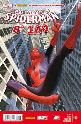 Spiderman Vol. 7 / Spiderman Superior / El Asombroso Spiderman (2006-) #100