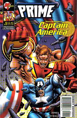 Prime / Captain America