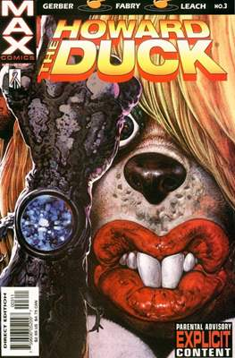 Howard the Duck Vol. 3 (Comic-book) #3
