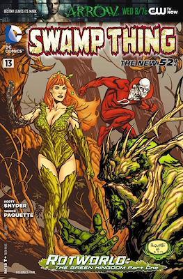 Swamp Thing vol. 5 (2011-2015) #13