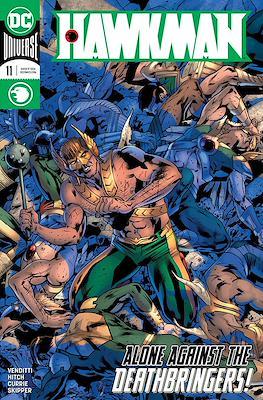 Hawkman Vol. 5 (2018-) (Comic Book) #11