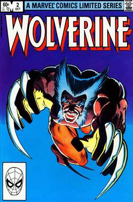 Wolverine (1982) (Comic Book) #2