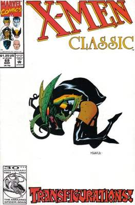 Classic X-Men / X-Men Classic (Comic Book) #69