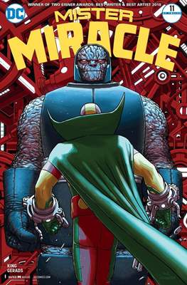 Mister Miracle (Vol. 4, 2017- 2018) #11