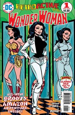 DC Retroactive: Wonder Woman 1970's