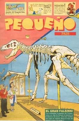 El Pequeño País (Grapa) #675