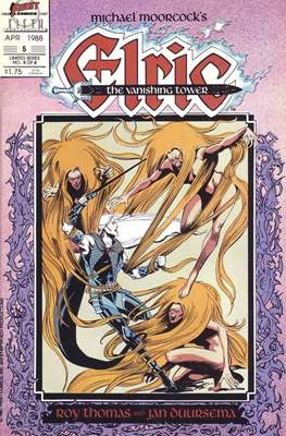 Elric: The Vanishing Tower (Comic Book) #5