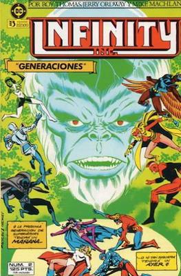 Infinity Inc. (1986-1988) (Grapa) #2