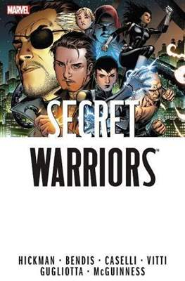 Secret Warriors: The Complete Collection (Softcover 480-360 pp) #1