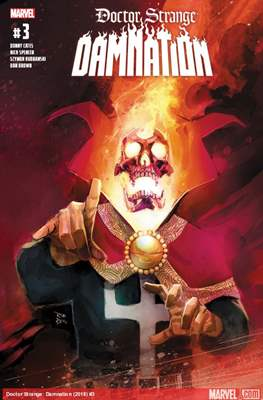 Doctor Strange - Damnation (Digital) #3