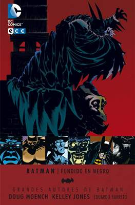 Grandes Autores de Batman: Doug Moench y Kelley Jones