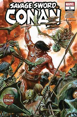 Savage Sword Of Conan (2019-)