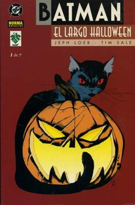 Batman: El Largo Halloween #1