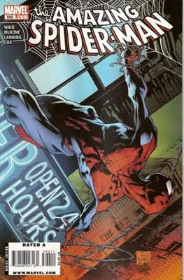 The Amazing Spider-Man Vol. 2 (1999-2014) (Comic-Book) #592