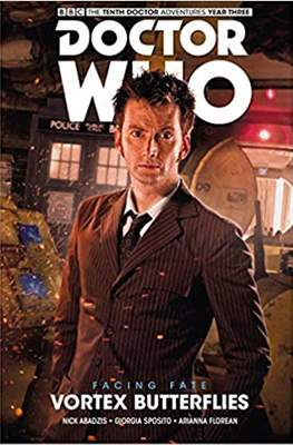 Doctor Who: The Tenth Doctor Adventures Year Three (Hardcover) #2