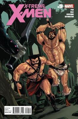 X-Treme X-Men Vol. 2 (Comic-Book) #9