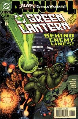 Green Lantern Annual Vol 3 (Comic-Book) #8
