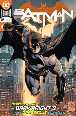 Batman Vol. 3 (2016-) (Comic-book) #86