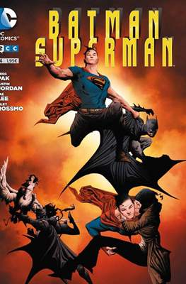 Batman/Superman (grapa) #4