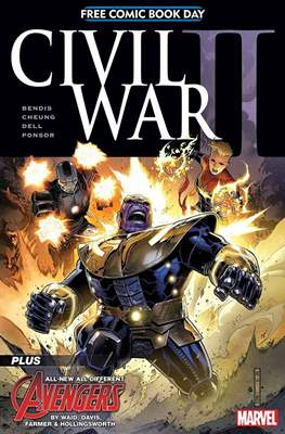 Civil War II. Edición Especial Exclusiva Argentina Comic-Con