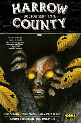 Harrow County (Rústica 152-112 pp) #3