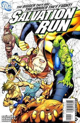Salvation Run (Grapa) #5