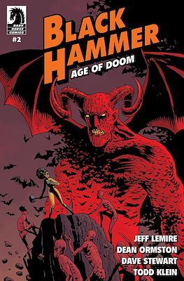 Black Hammer: Age of Doom (Comic Book) #2