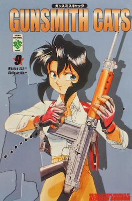 Gunsmith Cats (Rústica 80 pp) #9