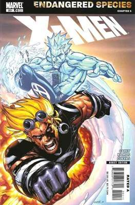 X-Men / New X-Men / X-Men Legacy Vol. 2 (1991-2012) (Comic Book 32 pp) #201