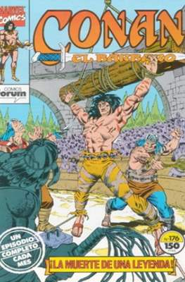 Conan el Bárbaro (1983-1994) #176
